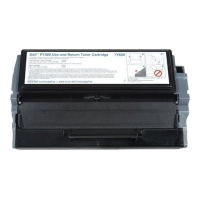 Dell The Use and Return Toner Cartridge